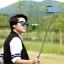 เคสไอโฟน7 (2 In 1 เคสไอโฟน+ไม้เซลฟี่ในตัว) (Hard Case Selfie Stick Protective Sleeve) สีขาว ฟรี Remote Bluetooh thumbnail 14