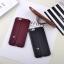 เคสไอโฟน 6P/6sPlus ( Silicone Case) พร้อมที่วางฝ่ามือ สีน้ำตาล thumbnail 3