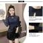 เสื้อยืดแขนยาวแฟชั่น สีสวยๆ สะท้อนแสงส่องประกายเล็กๆ ผ้านิ่ม ใส่สบายผิว thumbnail 7