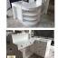 เคานเตอร์วินเทจ 3 ส่วน สีขาว วินเทจ กุหลาบ เจ้าหญิง สำหรับบ้าน ร้านค้า thumbnail 7