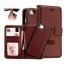 เคส 2IN 1 (เคสไอโฟน+กระเป๋า) ถอดแยกได้ สีน้ำตาล Iphone 7 thumbnail 1