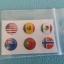 ปุ่มโฮมไอโฟน ธงชาติ (1 Pack/6 ชิ้น) thumbnail 1