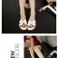 รองเท้าแตะแฟชั่น สีพื้นยอดนิยม ใส่เข้ากับเสื้อผ้าได้ทุกชุด ทุกสไตล์ thumbnail 5