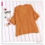 เสื้อกันหนาวแฟชั่น คอกว้าง ขนาดหลวมๆ สวยเก๋ไม่ตกเทรนด์ thumbnail 11
