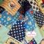 ผ้าคอตตอนไทย 100% 1/4 ม.(50x55ซม.) ลายสมอเรือ โทนสีฟ้า thumbnail 3