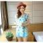 เสื้อชีฟองพิมพ์ลายผีเสื้อสุดสวย สีหวานโทรพาสเทล เย็นสบายตามแบบผ้าชีฟอง thumbnail 11