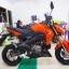 (ขายแล้วครับ) Kawasaki Z125 ปี 2017 ไมล์ 700 km. thumbnail 4