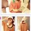 เสื้อกันหนาวแฟชั่น คอกว้าง ขนาดหลวมๆ สวยเก๋ไม่ตกเทรนด์ thumbnail 8