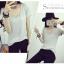 เสื้อยืดคอวีสีสันสวยๆ ใส่ได้ทุกยุค ทุกสมัยแฟชั่น มีให้เลือกสีกันอย่างจุใจ thumbnail 13