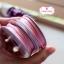 เชือกหางหนู สีชมพู 1 ม้วน (ยาว 2 หลา) thumbnail 1