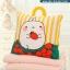 หมอนผ้าห่ม ลายกระต่าย Molang สีเหลือง มีหูหิ้ว ++ หมดค่ะ ++ thumbnail 1