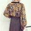 เสื้อแฟชั่นแขนยาว สไตล์สาวเกาหลี ผ้าโปร่ง นิ่ม เบาสบาย น่าสวมใส่รับหน้าร้อนเมืองไทย thumbnail 5
