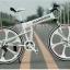 จักรยานเสือภูเขา พับครึ่งได้จาก HUMMER ฟังค์ชั่นครบๆ 21 สปีด ราคาพร้อมส่ง thumbnail 3
