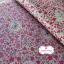 ผ้าคอตตอนไทย 100% 1/4 ม.(50x55ซม.) ลายดอกไม้เล็กๆ โทนสีชมพู thumbnail 3