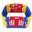 คอกกั้นเด็ก Haenim new สีแดงสดใส รุ่น Playgame ไซท์S thumbnail 1