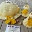 เซ็ทชุดซัมเมอร์ สีเหลือง ขนาด3-6 เดือน*ส่งฟรีEMS thumbnail 2