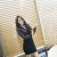 เดรสแฟชั่น ตัดสีทูโทน กับสไตล์ชุดแบบสาวเกาหลี ดูเด่น มีเอกลักษณ์มากๆ ค่ะ thumbnail 30