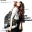 กระเป๋าเป้ MM (MCJH&TWJ) japan fashion สีชมพู/เทา/ม่วง/แดง/ดำ/กากี/ฟ้า