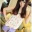 เสื้อยืดแฟชั่นเกาหลี ลวดลายน่ารักใส่ได้ทุกงาน ไม่ตกเทรนด์ thumbnail 5