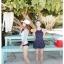 ชุดว่ายน้ำวันพีช ลายขวางเส้นเล็กๆ ช่วยเน้นให้สาวๆ ดูมีสัดส่วนที่ดีขึ้น thumbnail 12