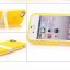 เคสไอโฟน 5/5s/SE (TPU Case) พร้อมขาตั้ง สีเหลือง thumbnail 1