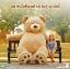 ตุ๊กตาหมีสก็อตต์ Scott Bear ไซส์ 1.6 เมตร thumbnail 3