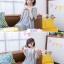 เดรสแฟชั่นชุดกลาสี สไตล์สาวญี่ปุ่น แต่งปกเสื้อ น่ารักสมวัยใสๆ thumbnail 11