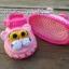 รองเท้าเสือสีชมพู ขนาด 3-6 เดือน thumbnail 2