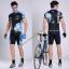 พรีออเดอร์ ชุดปั่นจักรยาน เสื้อปั่นจักรยานแขนสั้น + กางเกงปั่นจักรยานขาสั้น รหัส C067-2 thumbnail 2