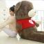 ตุ๊กตาหมีสวมเสื้อหัวใจ Loves thumbnail 7