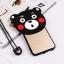 เคสไอโฟน 7(เคสพลาสติกขอบยาง) หมีน้อยน่ารักพร้อมสายห้อยคอ thumbnail 2