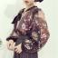 เสื้อแฟชั่นแขนยาว สไตล์สาวเกาหลี ผ้าโปร่ง นิ่ม เบาสบาย น่าสวมใส่รับหน้าร้อนเมืองไทย thumbnail 14