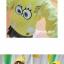 เสื้อกันหนาวสีสันสะดุดตา ลาย Spongebob สุดฮิต อุ่น นุ่ม สบาย ด้วยผ้ากำมะหยี่ thumbnail 4