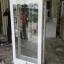 ตู้โชว์กระจกวินเทจสีขาวสำหรับร้านค้า thumbnail 1