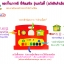 คอกกั้นเด็ก Haenim new สีแดงสดใส รุ่น Melodyไซท์S thumbnail 2
