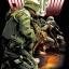 ลายสกรีนฮาฟโทนแนวทหาร thumbnail 1