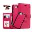 เคส 2IN 1 (เคสไอโฟน+กระเป๋า) ถอดแยกได้ สีน้ำตาล Iphone 7 thumbnail 13