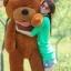 ตุ๊กตาหมี หลับตา ขนาด 2.0 เมตร thumbnail 1