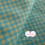 ผ้าคอตตอนลินิน 1/4ม.(50x55ซม.) ลายตารางสีฟ้า thumbnail 4