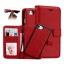 เคส 2IN 1 (เคสไอโฟน+กระเป๋า) ถอดแยกได้ สีน้ำตาล Iphone 7 thumbnail 12