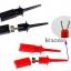 Test Clip Mini Grabber SMD IC Hook Probe Jumper (BLUE) thumbnail 2