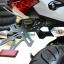 ท้ายสั้น ER6n/6f มีไฟส่องป้าย แบรนด์ CK Moto X [Er6n/6f Tail Tidy Dragonfly] thumbnail 2