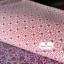 ผ้าคอตตอนไทย 100% 1/4 ม.(50x55ซม.) โทนสีแดงขาว thumbnail 1
