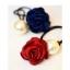 ยางรัดผมดอกไม้ผ้า thumbnail 3