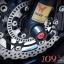 กันล้มล้อหน้า Er6n/6f แบรนด์ Moth Racing [ER6n/6f Front Axle Sliders] thumbnail 1
