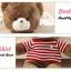ตุ๊กตาหมีสวมเสื้อหัวใจ Loves thumbnail 4
