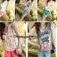 เสื้อยืดแฟชั่นเกาหลี ลวดลายน่ารักใส่ได้ทุกงาน ไม่ตกเทรนด์ thumbnail 1