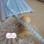 ลูกไม้ถักสีฟ้าขาว กว้าง 1 ซ.ม. thumbnail 4