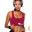 ชุดออกกำลังกายลดกระชับแบบเสื้อครึ่งตัวลดกระชับ Size S สีชมพู (คัพA/B 30-34) thumbnail 1