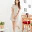 เดรสแฟชั่นเกาหลี สไตล์สบายๆ ด้วยผ้าที่มีความคล่องตัวสูง สวมใส่ง่าย ด้วยรูปแบบของเดรสขาเกางเกงขาสั้น thumbnail 13